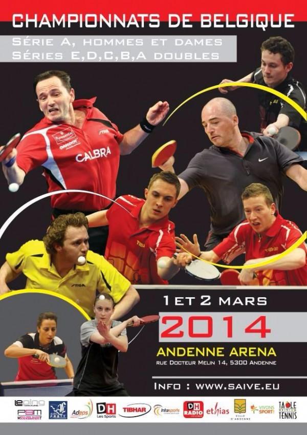 Affiche ChampBelgique